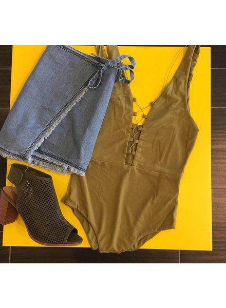 Dance  & Marvel dmjs1367 knit bodysuit