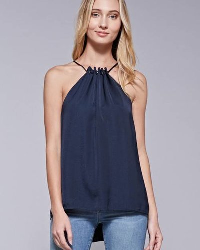 Do & Be r13718 cinch neck top
