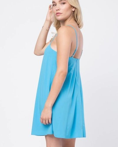 Love Riche LD41750 cage front dress