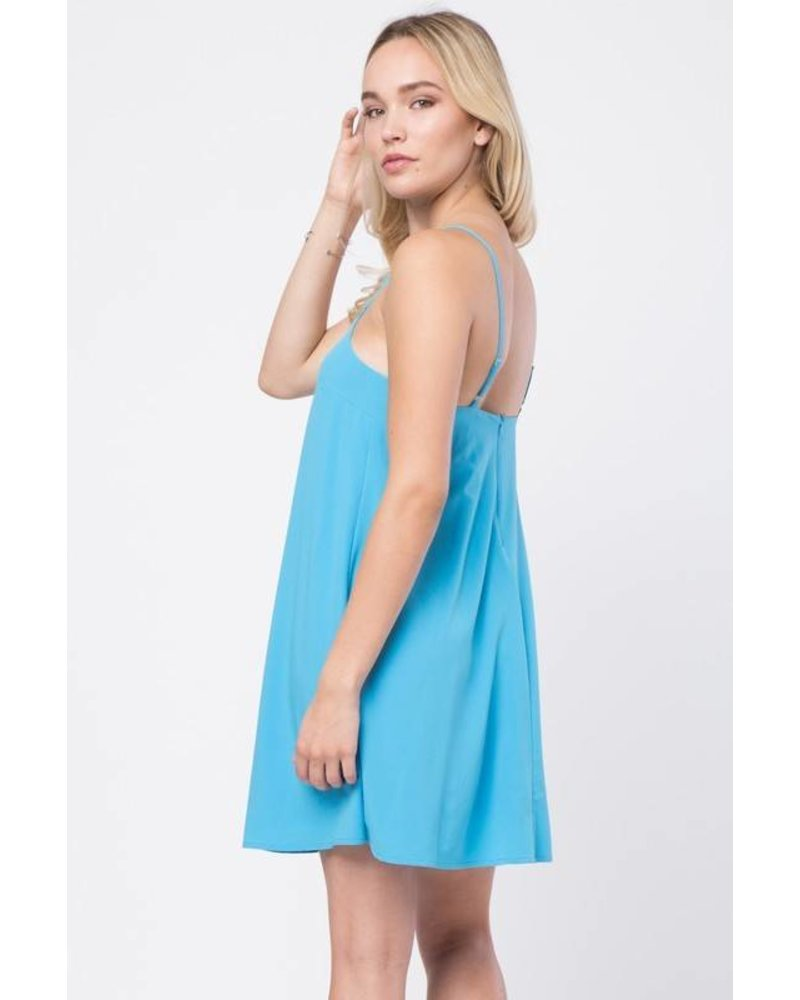 LD41750 cage front dress