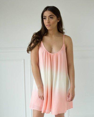 Aakaa d20833a deep dye dress