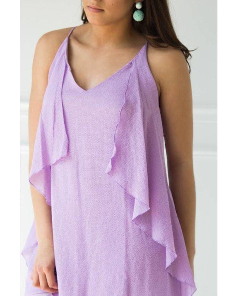 Tyche d-2903 flounce dress