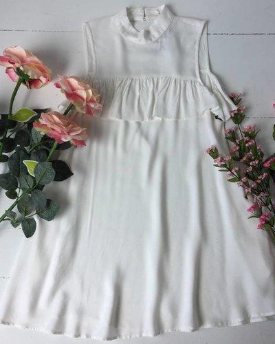 cotton candy cd-7637 dress ruffle trim dress