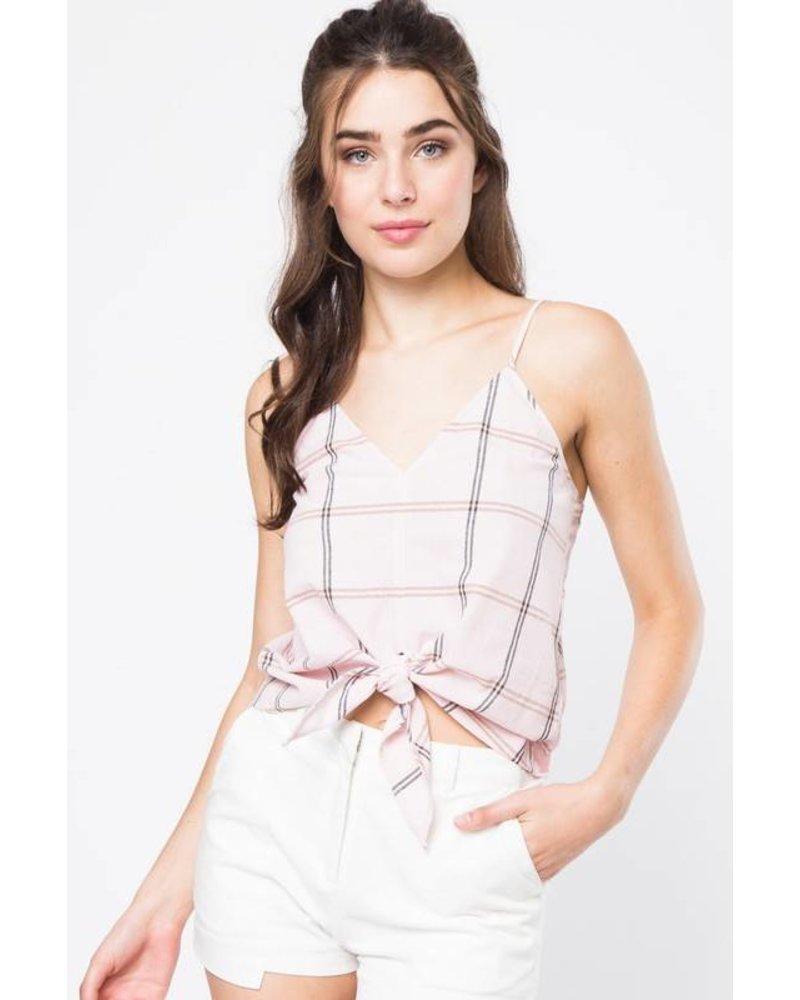 lt23366 tie waist cami top