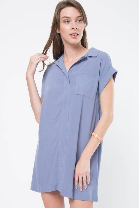 Love Riche LD41631 button down dress