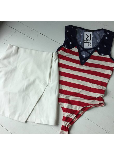 Sweet Claire 2383r896 american bodysuit