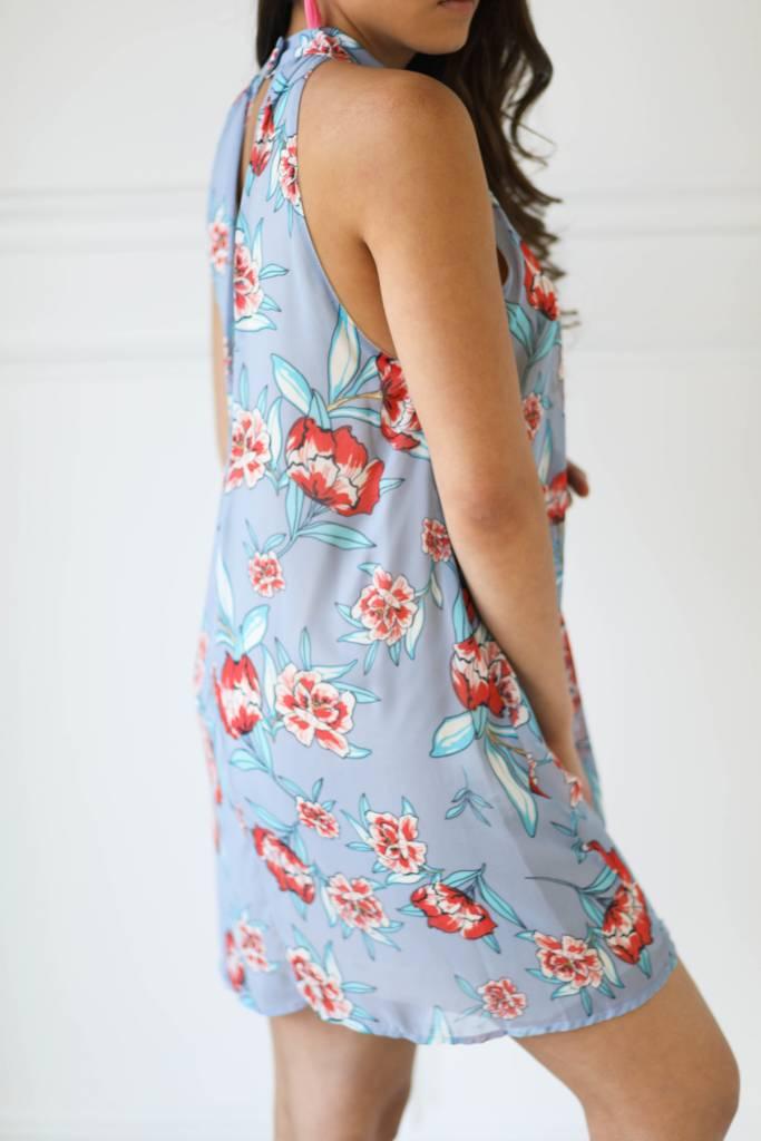 Audrey 3+1 d4873 choker dress