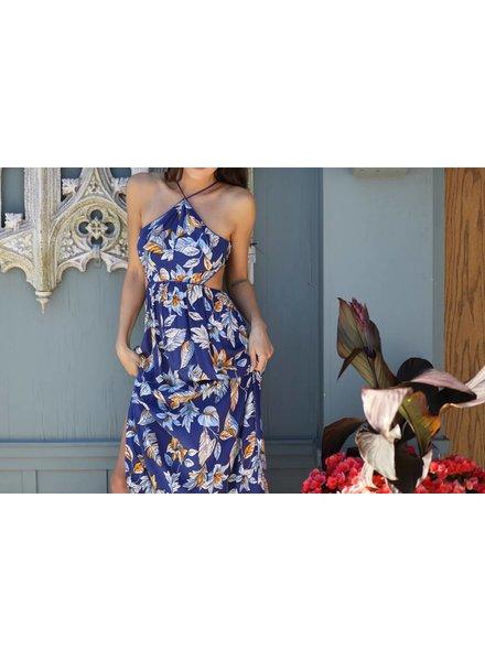 Aakaa d21454h backless dress