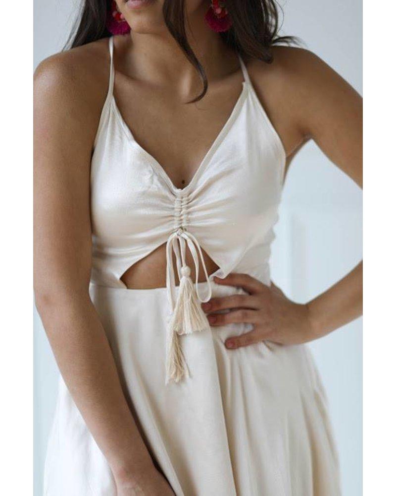 sd1278  dress/ tassel