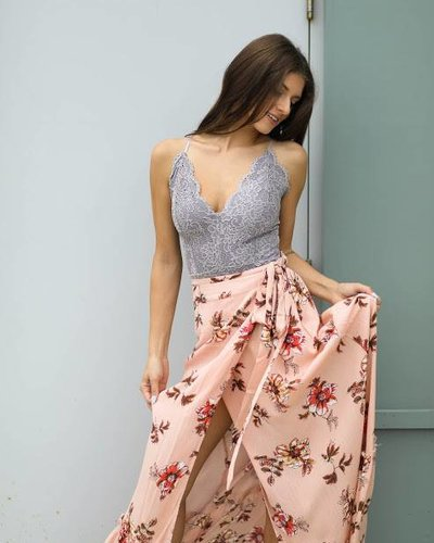 cotton candy cp-7928 wrap skirt