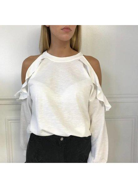 Lush t12893 knit top