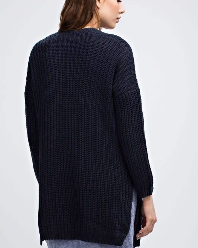 final touch FC15845 oversized cardigan