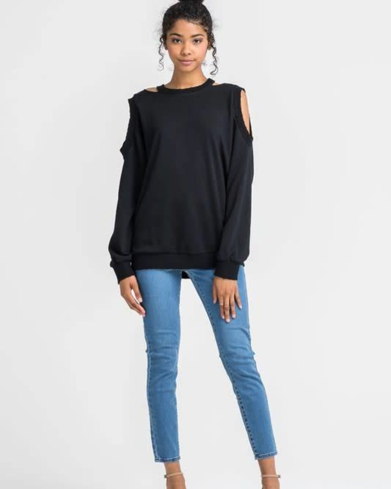 Lush lt13086-s22 cutout top