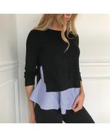 sadie & sage TCV758555 2 piece sweater