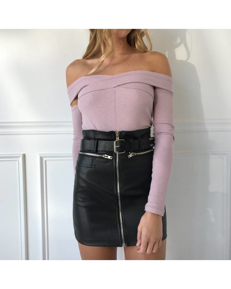 DMJS1606B  knit bodysuit
