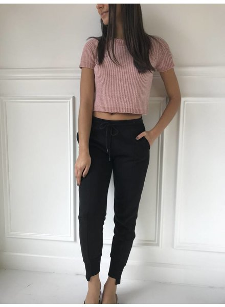 dress forum FW2051 cropped sweater