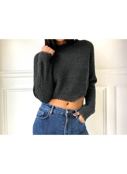 Dance  & Marvel DMW1188 long sleeve knit top