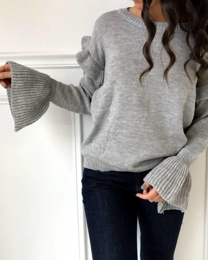 En Creme EW30763SA sweater