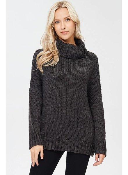 jolie 3211 knit chunky sweater