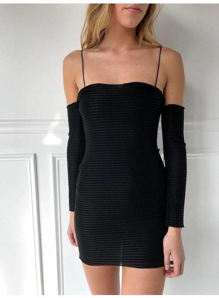 VID8686 off shoulder dress