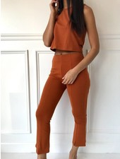 Honey Punch 7ip3826rb cropped pants