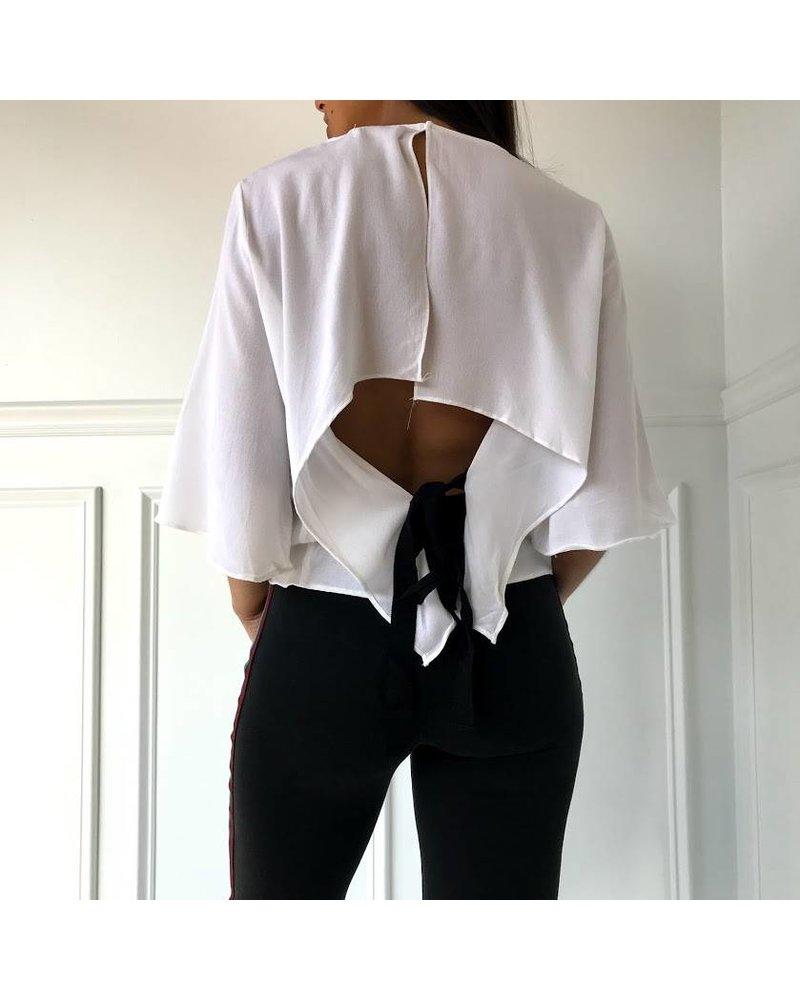 Honey Belle 7ip1328c drawstring track pants