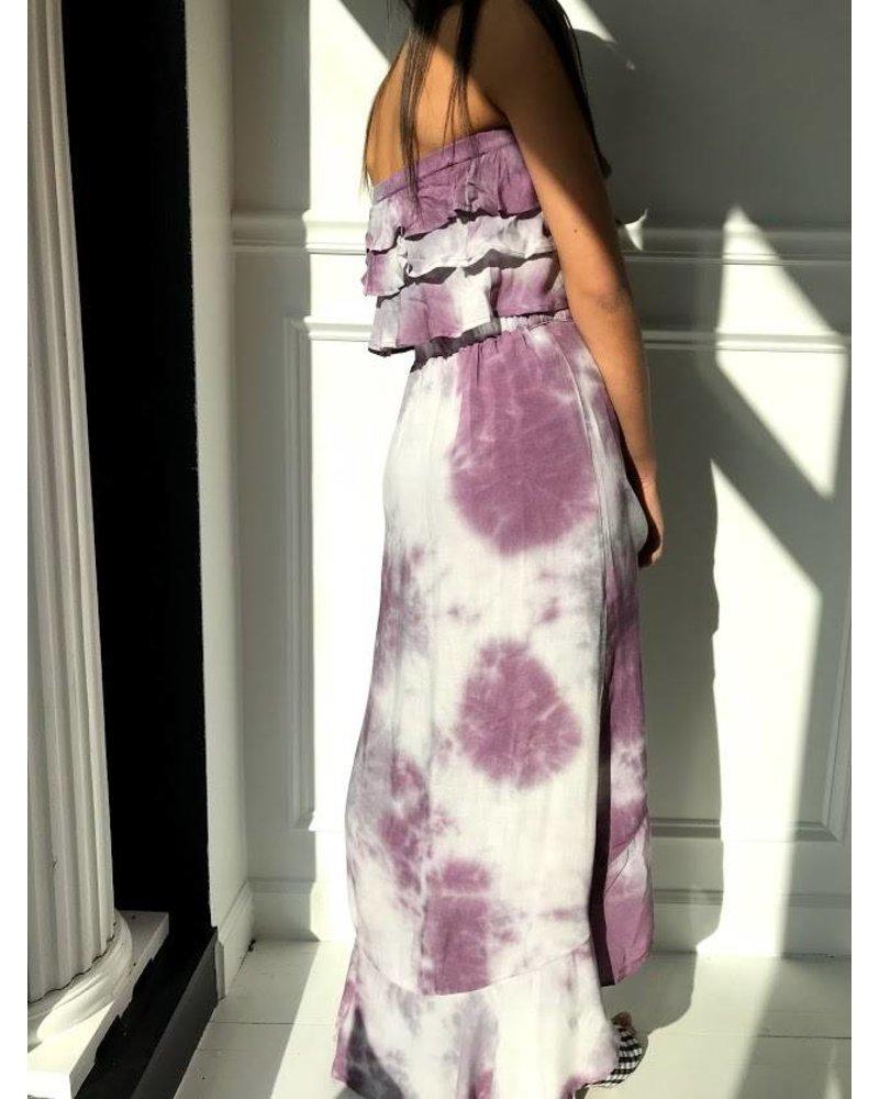Ls60404 wrap skirt