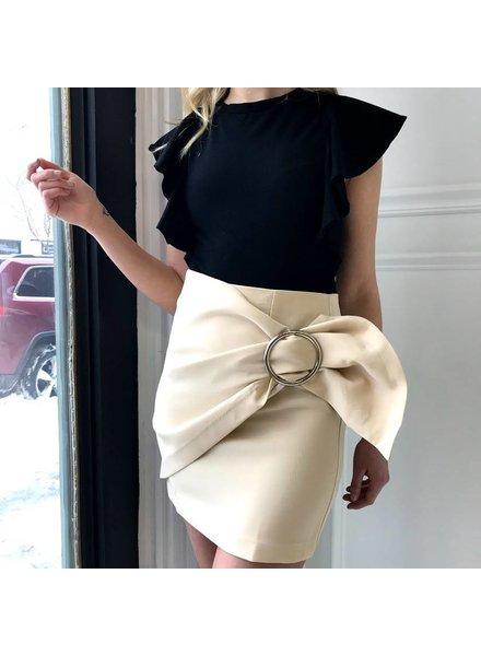 Ina isb40358 wrap skirt