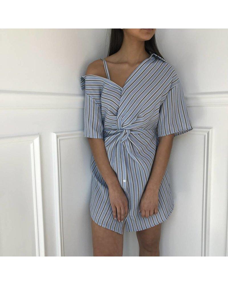Renamed d10064 shirt dress