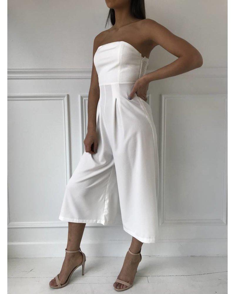 The Vintage Shop vip5383 culotte jumpsuit