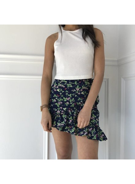 Ina isd40530 wrap floral skirt