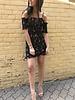 jd1360 floral smocked dress