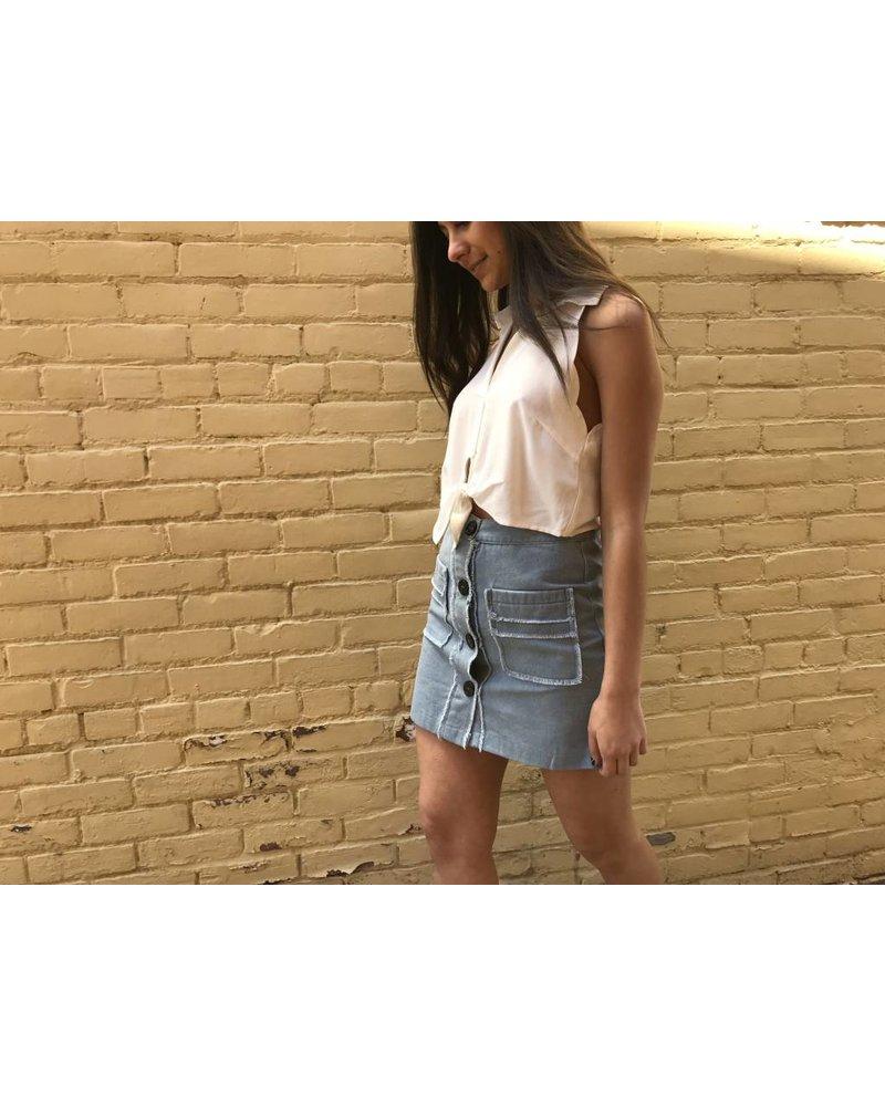 Honey Belle 7is4448rb skirt