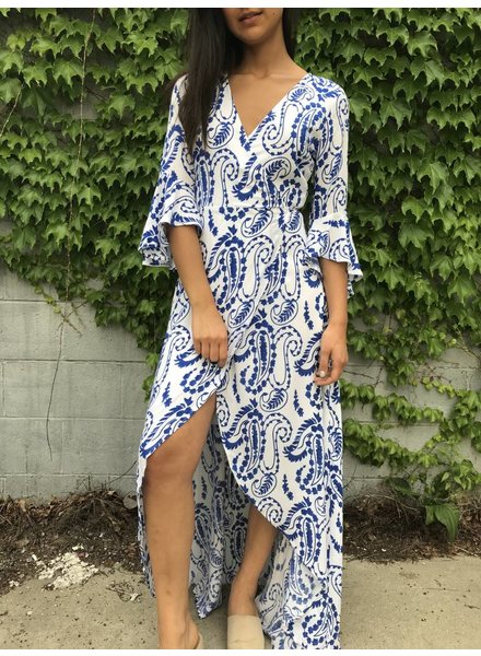 luxxel ld4648 maxi dress