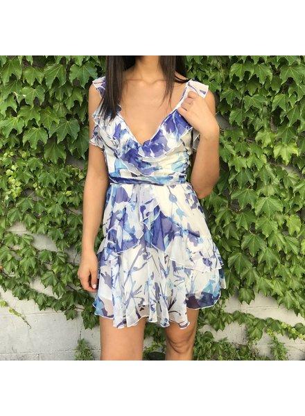 luxxel LD4813 mini dress