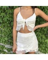as0018 mini skirt