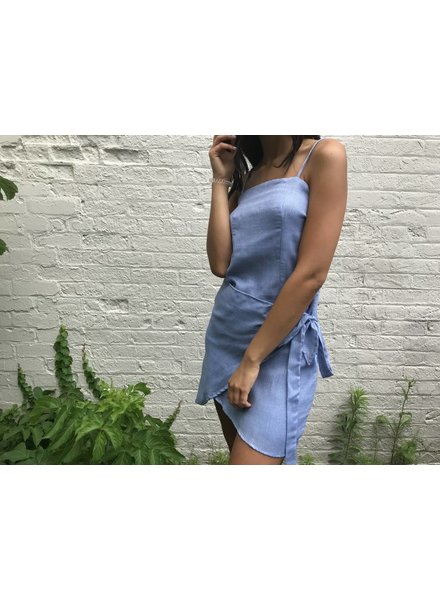 olivaceous naomi dress