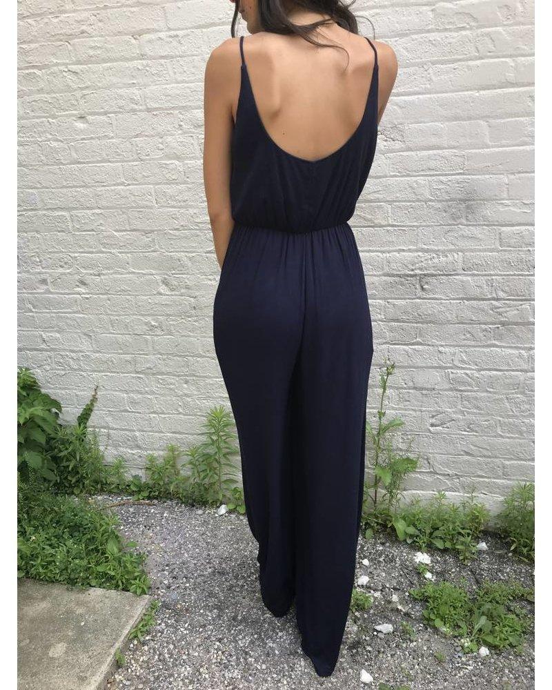 Blue Blush Mona jumpsuit