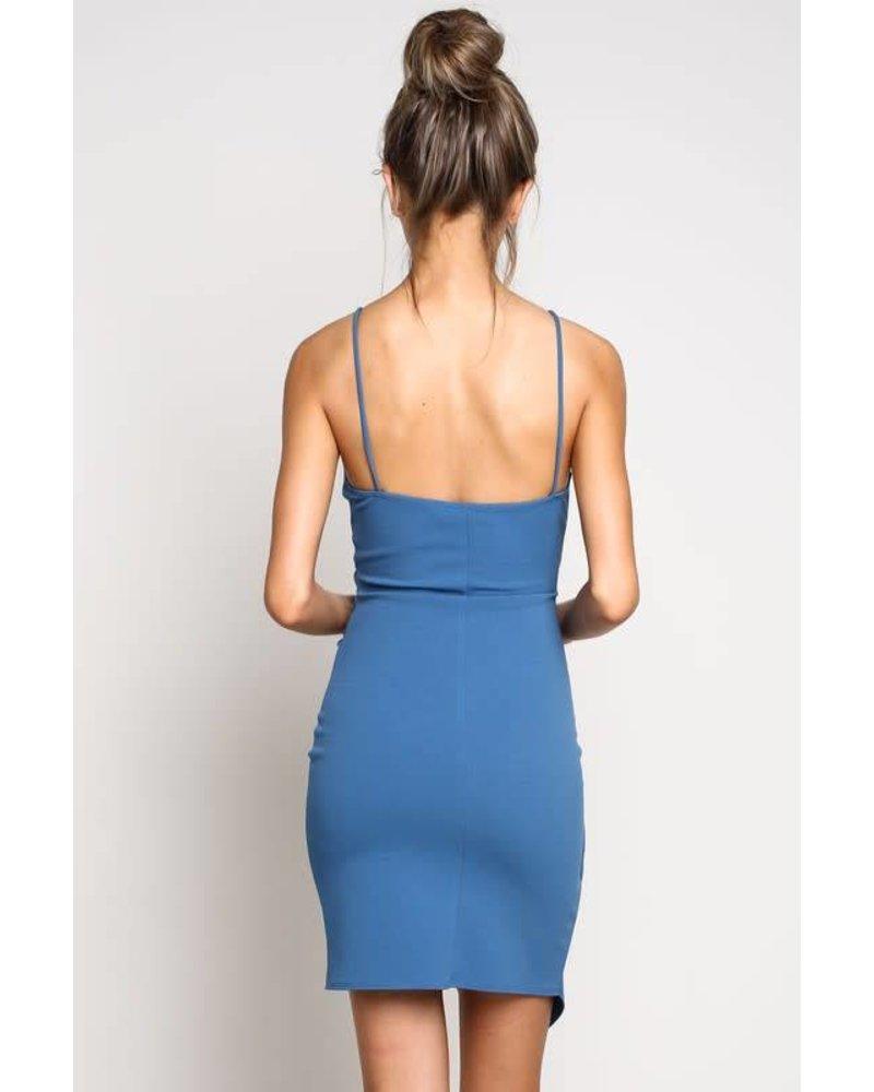 Blue Blush camila dress