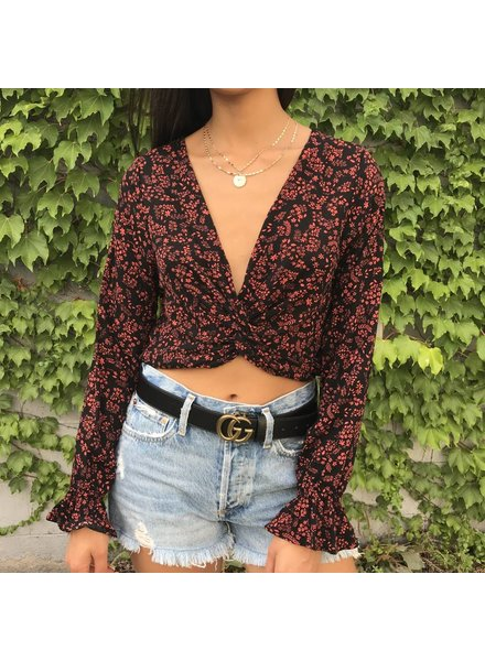 Le Lis rose top