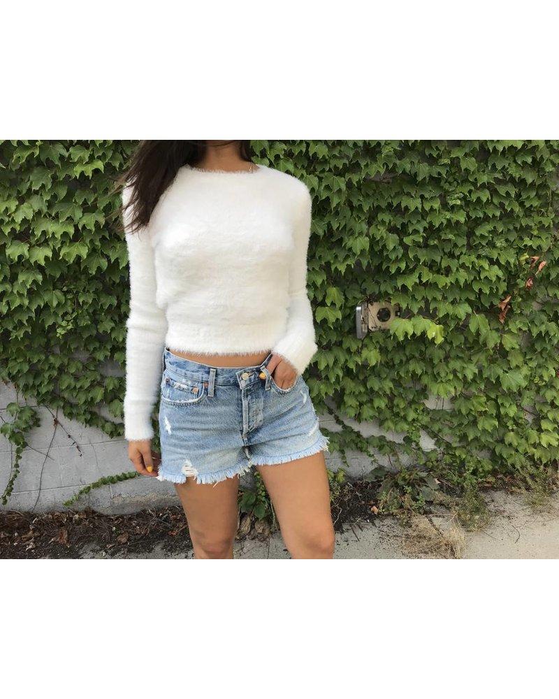 Honey Punch marley sweater
