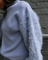 pink owl aubrey sweater