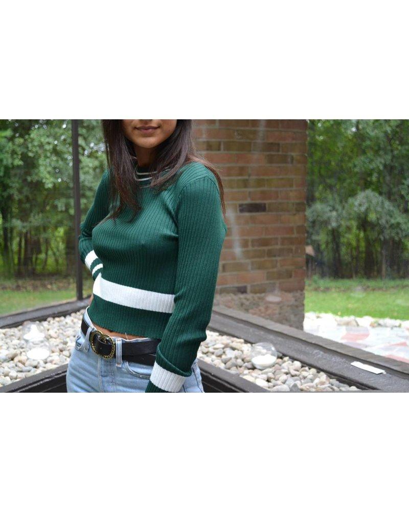 ontwelfth Spartan sweater