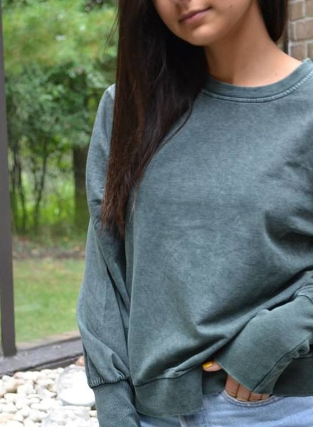 Mustard Seed chrissy top