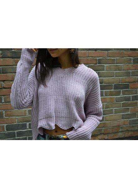 Lush faith sweater