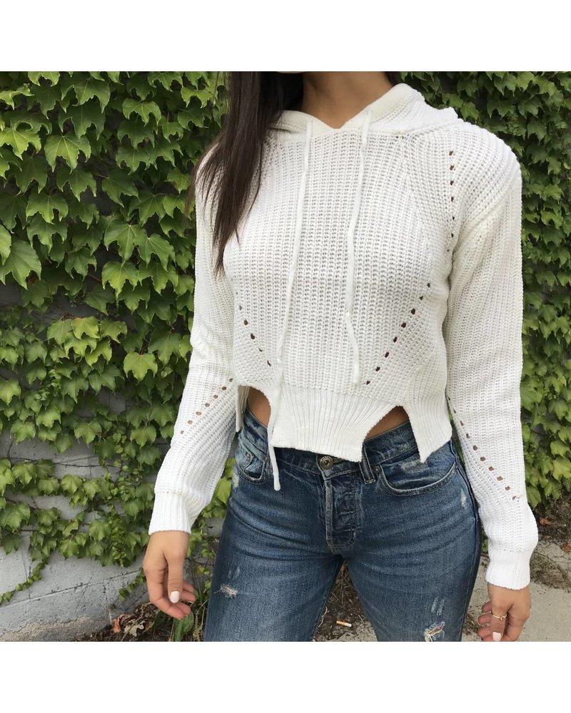 Blue Blush Kristine Sweater