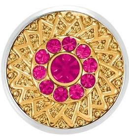 Good Bead Inc Gold Rush Fuchsia