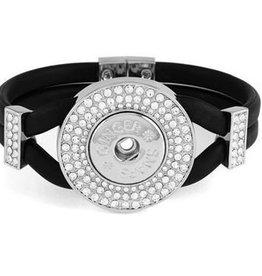 Good Bead Inc Hollywood Rubber Bling Bracelet