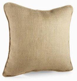 Mud Pie Burlap Pillow