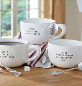 Mud Pie Circa Big Mug Set